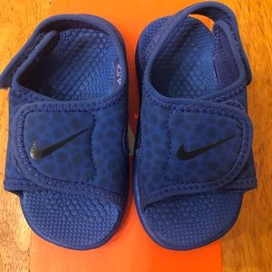 Great Nike Water shoes for boys!